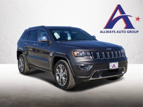 2021 Jeep Grand Cherokee for sale at ATASCOSA CHRYSLER DODGE JEEP RAM in Pleasanton TX