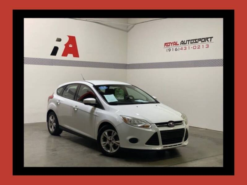 2013 Ford Focus for sale at Royal AutoSport in Sacramento CA