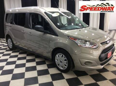 2016 Ford Transit Connect Wagon for sale at SPEEDWAY AUTO MALL INC in Machesney Park IL