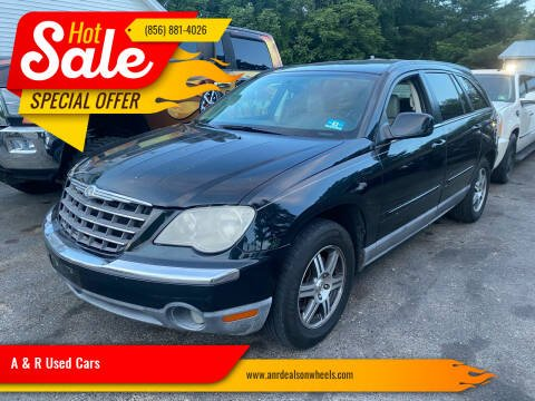 2007 Chrysler Pacifica for sale at A & R Used Cars in Clayton NJ