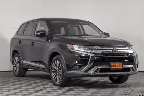2019 Mitsubishi Outlander for sale at Washington Auto Credit in Puyallup WA