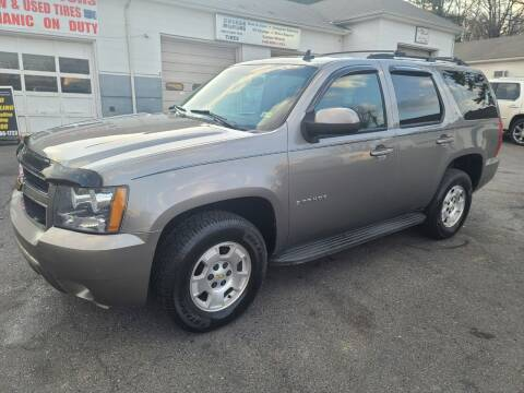 2009 Chevrolet Tahoe for sale at Driven Motors in Staunton VA
