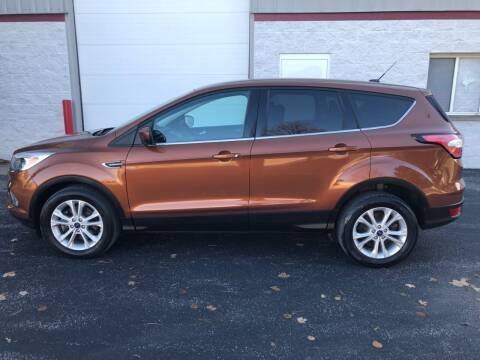 2017 Ford Escape for sale at Ryan Motors in Frankfort IL