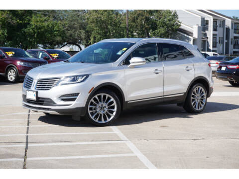 2018 Lincoln MKC for sale at BAYWAY Certified Pre-Owned in Houston TX