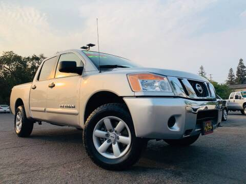 2010 Nissan Titan for sale at Alpha AutoSports in Sacramento CA