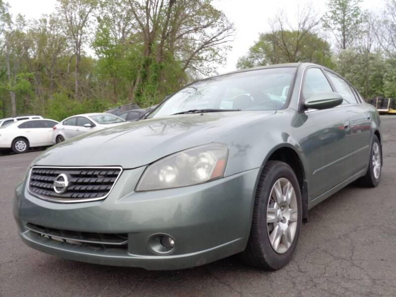 2005 Nissan Altima for sale at All State Auto Sales in Morrisville PA