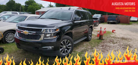 2017 Chevrolet Tahoe for sale at Augusta Motors in Augusta GA