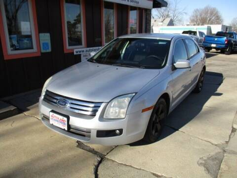 2006 Ford Fusion for sale at Autoland in Cedar Rapids IA