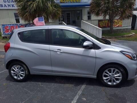 2021 Chevrolet Spark for sale at Sun Coast City Auto Sales in Mobile AL
