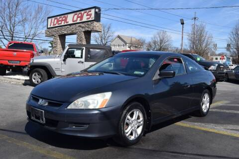 2006 Honda Accord for sale at I-DEAL CARS in Camp Hill PA