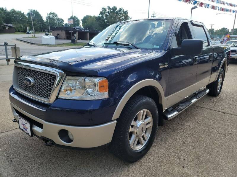 2007 Ford F-150 for sale at County Seat Motors in Union MO