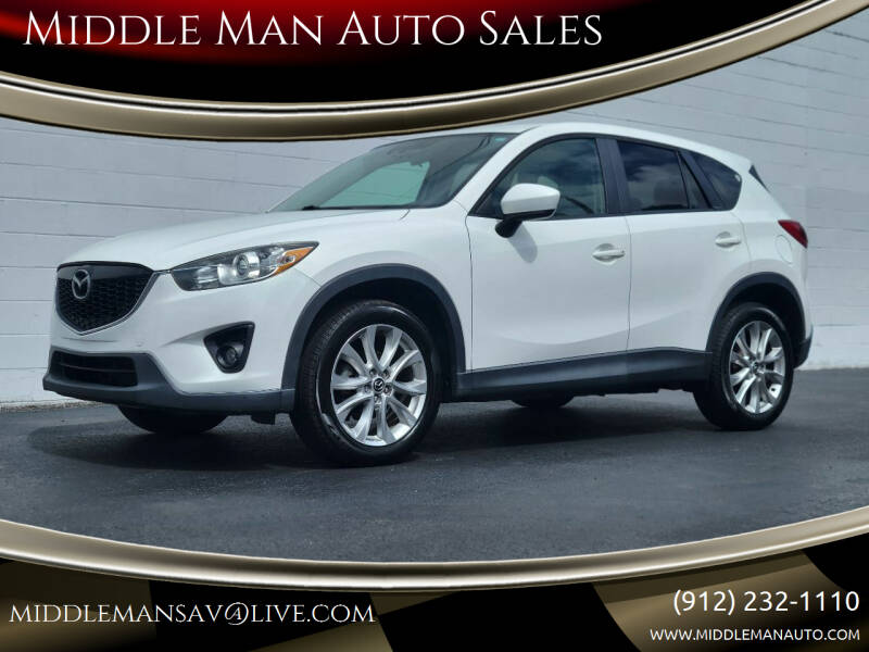 2014 Mazda CX-5 for sale at Middle Man Auto Sales in Savannah GA