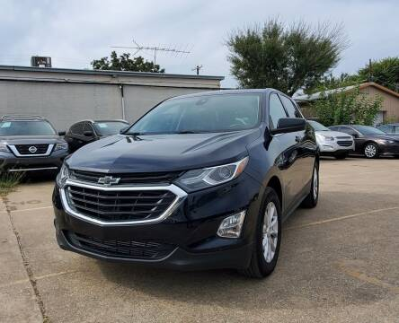2020 Chevrolet Equinox for sale at International Auto Sales in Garland TX