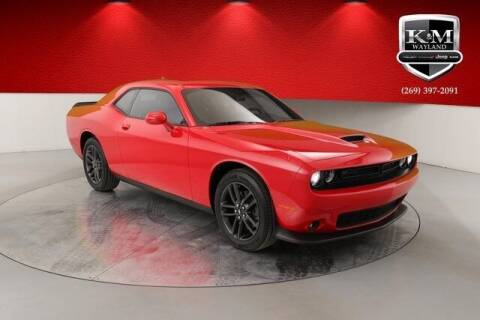 2019 Dodge Challenger for sale at K&M Wayland Chrysler  Dodge Jeep Ram in Wayland MI