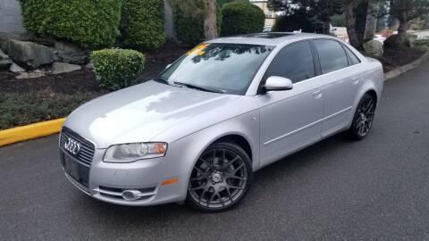 2005 Audi A4 for sale at SS MOTORS LLC in Edmonds WA
