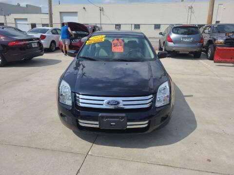 2008 Ford Fusion for sale at Kenosha Auto Outlet LLC in Kenosha WI