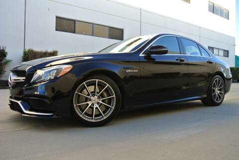 2017 Mercedes-Benz C-Class for sale at New City Auto - Retail Inventory in South El Monte CA