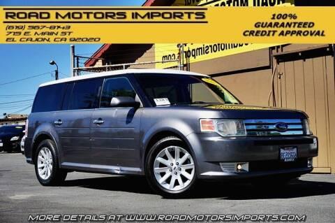 2009 Ford Flex for sale at Road Motors Imports in El Cajon CA
