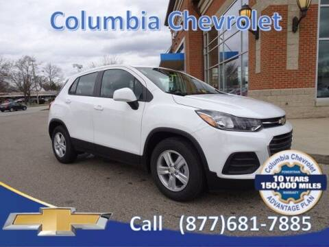 2020 Chevrolet Trax for sale at COLUMBIA CHEVROLET in Cincinnati OH