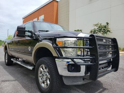 2013 Ford F-250 Super Duty for sale at ELAN AUTOMOTIVE GROUP in Buford GA