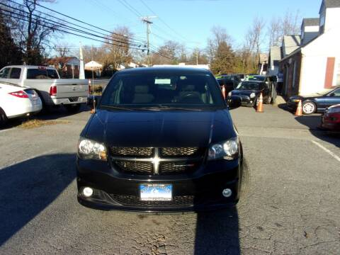 2015 Dodge Grand Caravan for sale at Balic Autos Inc in Lanham MD