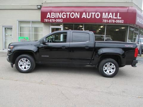 2016 Chevrolet Colorado for sale at Abington Auto Mall LLC in Abington MA