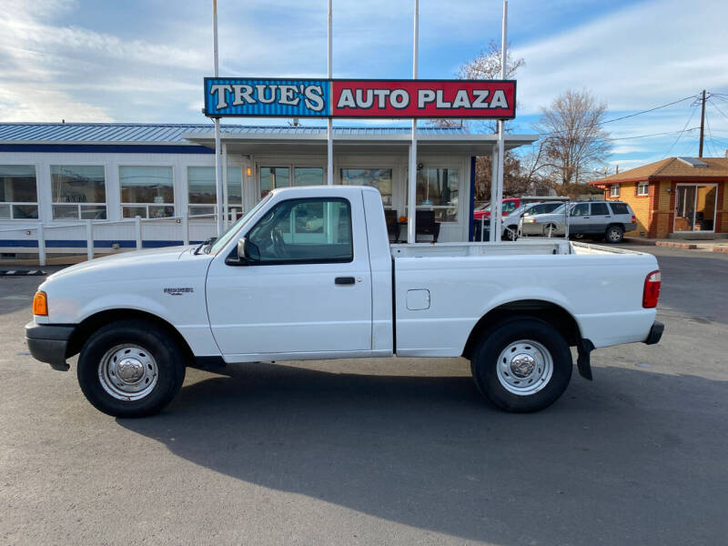 2003 Ford Ranger for sale at True's Auto Plaza in Union Gap WA