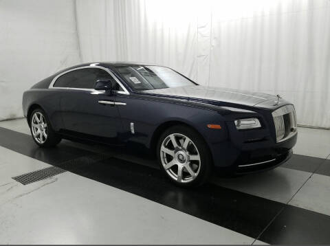 2015 Rolls-Royce Wraith for sale at My Town Auto Sales in Madison Heights MI