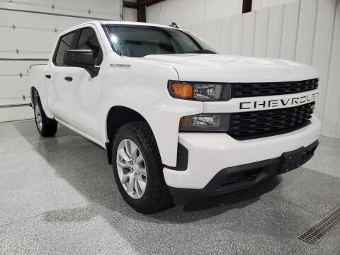 2020 Chevrolet Silverado 1500 for sale at Hatcher's Auto Sales, LLC in Campbellsville KY