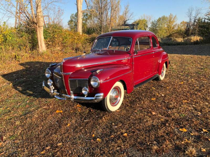 1941 Mercury Eight for sale at Online Auto Connection in West Seneca NY