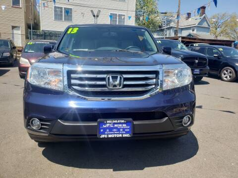 2013 Honda Pilot for sale at JFC Motors Inc. in Newark NJ