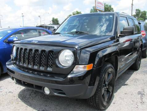 2012 Jeep Patriot for sale at Express Auto Sales in Lexington KY