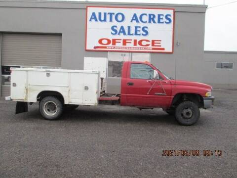 1995 Dodge Ram Chassis 3500 for sale at Auto Acres in Billings MT