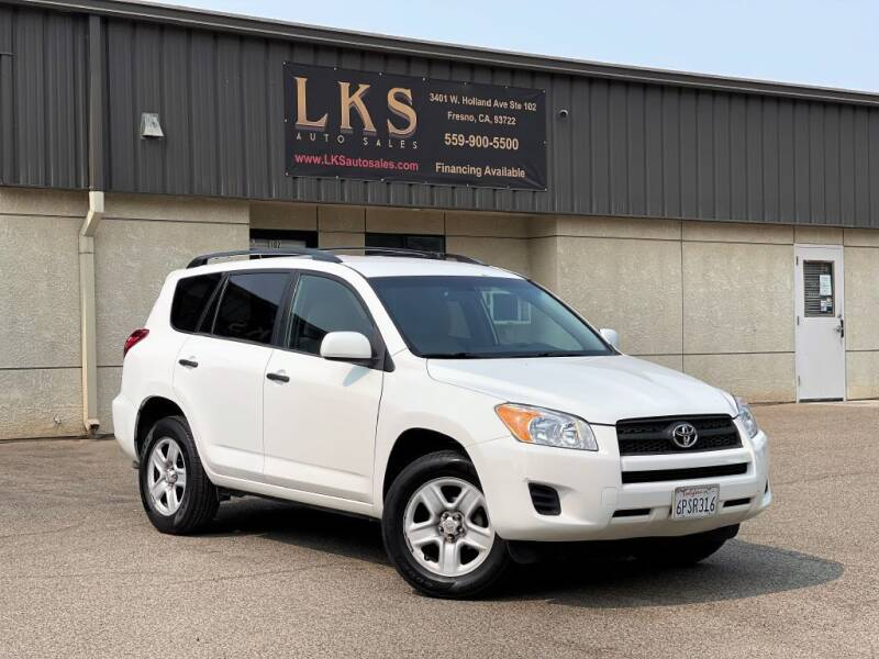 2011 Toyota RAV4 for sale at LKS Auto Sales in Fresno CA
