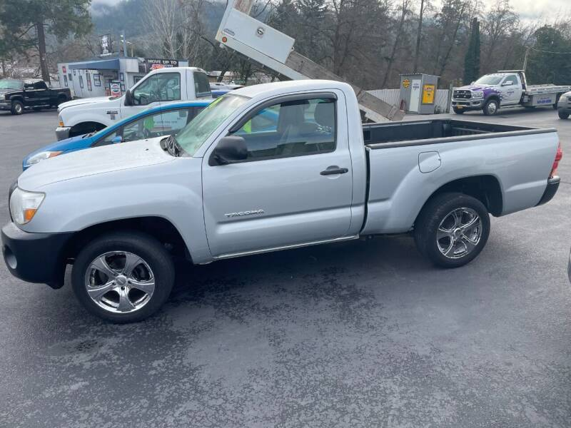 2005 Toyota Tacoma for sale at 3 BOYS CLASSIC TOWING and Auto Sales in Grants Pass OR