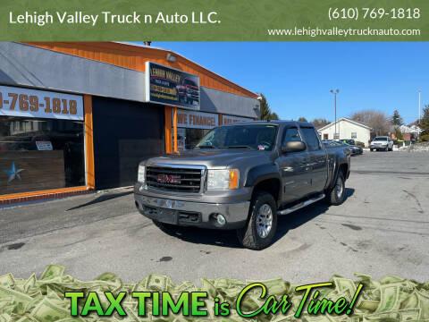 2008 GMC Sierra 1500 for sale at Lehigh Valley Truck n Auto LLC. in Schnecksville PA