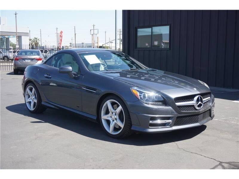 2013 Mercedes-Benz SLK for sale in Sacramento, CA