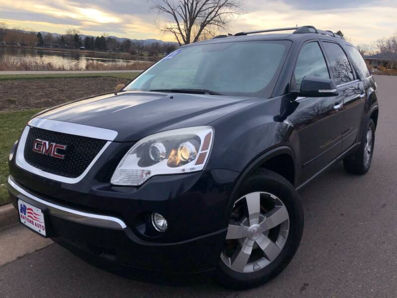 2011 GMC Acadia SLT-1 4dr SUV - Denver CO