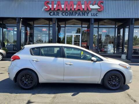 2017 Kia Forte5 for sale at Siamak's Car Company llc in Salem OR