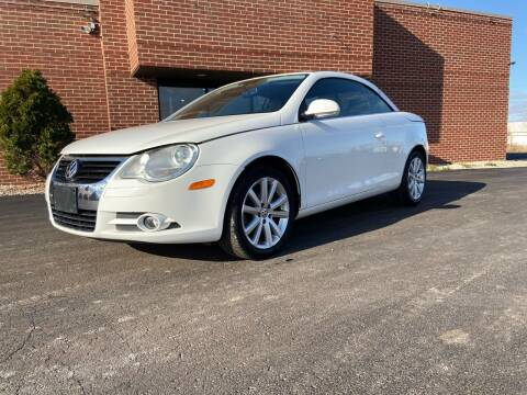 2008 Volkswagen Eos for sale at Zarate's Auto Sales in Caledonia WI