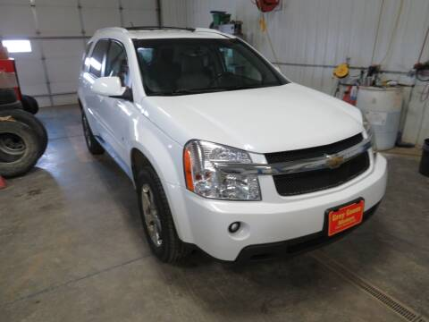2007 Chevrolet Equinox for sale at Grey Goose Motors in Pierre SD