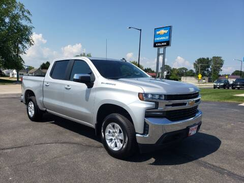 2019 Chevrolet Silverado 1500 for sale at Krajnik Chevrolet inc in Two Rivers WI