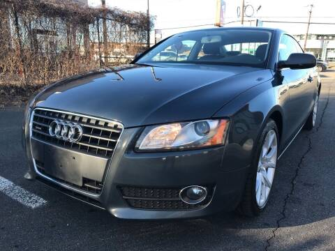 2011 Audi A5 for sale at MAGIC AUTO SALES in Little Ferry NJ
