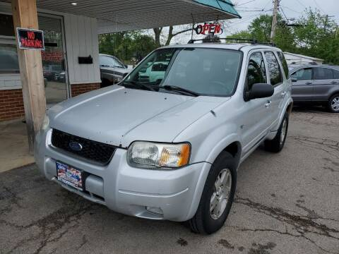 2003 Ford Escape for sale at New Wheels in Glendale Heights IL