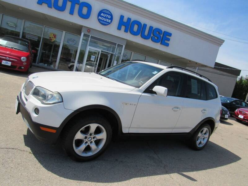2008 BMW X3 for sale at Auto House Motors in Downers Grove IL