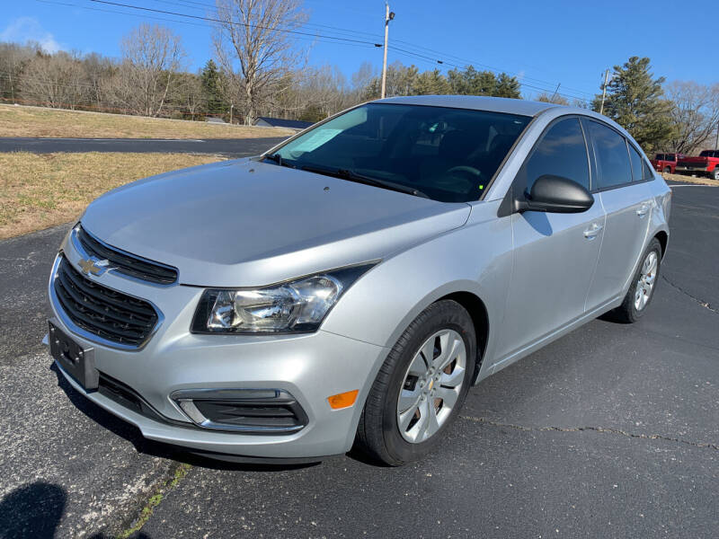 2016 Chevrolet Cruze Limited for sale at Gary Sears Motors in Somerset KY
