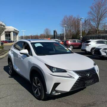 2018 Lexus NX 300 for sale at Coast to Coast Imports in Fishers IN