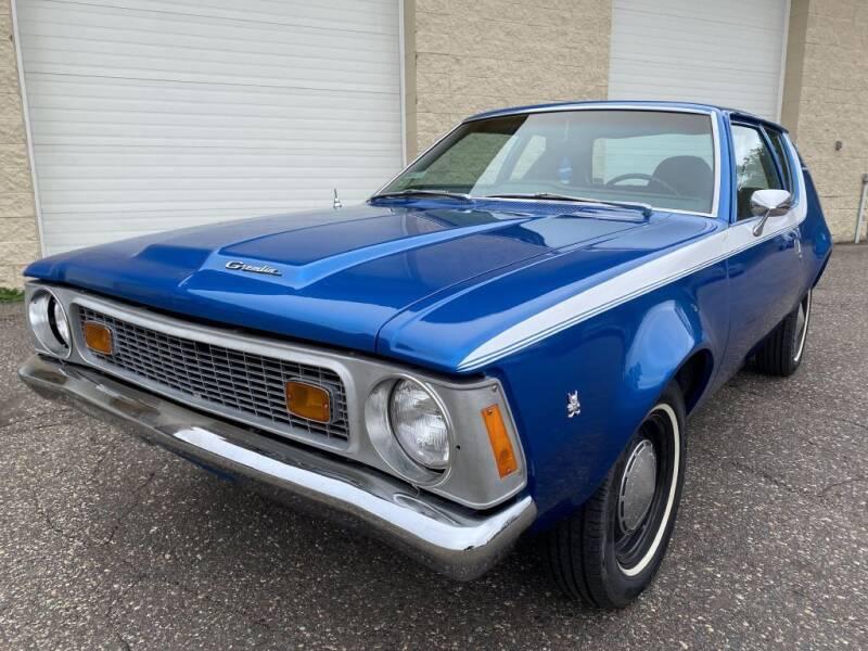 1971 American Motors GREMLIN for sale at Route 65 Sales & Classics LLC - Classic Cars in Ham Lake MN