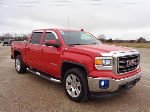 2015 GMC Sierra 1500 for sale at Burkholder Truck Sales LLC (Versailles) in Versailles MO