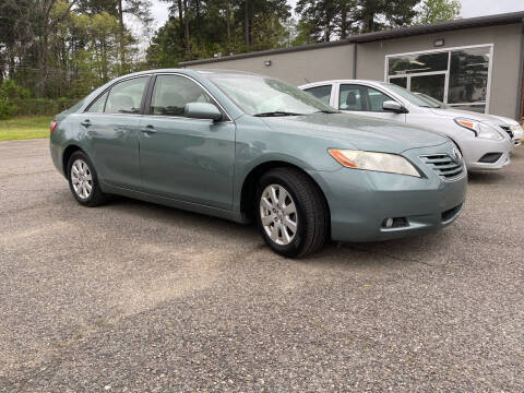 2007 Toyota Camry for sale at Auto Credit Xpress in Benton AR